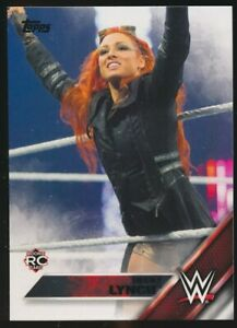 BECKY LYNCH #5 2016 Topps WWE Wresting Diva RC ROOKIE The Man