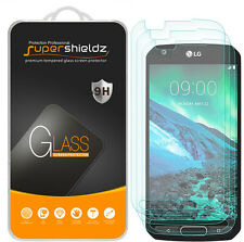 3X Supershieldz LG X Venture Tempered Glass Screen Protector Saver