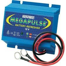 12 V Megapulse Megapuls Akku Batteriepulser für PKW Motorrad Transporter Boot