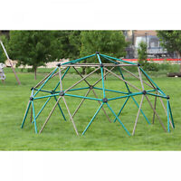 Outdoor Climber Dome Climbing Frame Jungle Gym Monkey Bar Playground Activity