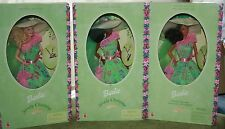 BARBIE SIMPLY CHARMING SP ED 3 DOLL SET CAUCASIAN  AFRICAN AMERICAN AND HISPANIC