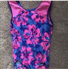 gk gymnastics leotard adult medium
