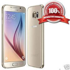 Samsung Galaxy S6 SM-G920F 32 Go-or platine (Débloqué) Smartphone Grade C ***