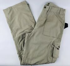 Blaklader Utility Workwear Pants with Pockets Men's 38/34 Tan