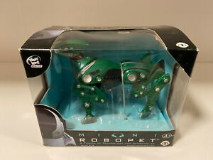 WowWee Robotics Mini Robopet #8176 2005 New