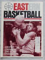February 28 1985 Eastern Basketball Magazine Rafael Addison Syracuse
