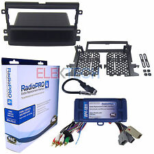 Radio Replacement with Steering Control Interface & Dash Kit for Ford & Lincoln