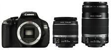 Canon EOS Rebel T3i / EOS 600D 18.0MP Digital SLR Camera - Black (Kit w/ EF-S...
