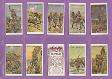 MILITARY - SET OF 50 WILLS ' WAR  INCIDENTS, 2ND  SERIES ' CARDS - REPRINTS