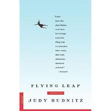 Flying Leap : Stories by Judy Budnitz (1998, Paperback, Revised)