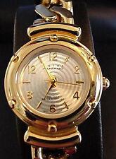 New Ladies Anton RUSANO Gold Chain Bracelet Watch