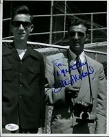 STAN MUSIAL ORIGINAL SIGNED JSA CERTED 8X10 PHOTO AUTOGRAPH AUTHENTIC