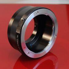 Contax C/Y lens to M4/3 Adapter Olympus E-P3 E-P5 E-PL5 E-PL6 E-PL7 E-PL8 PEN-F