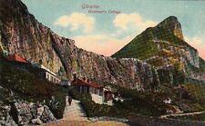 Postcard Governor's Cottage Gibraltar