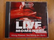Live Moments re PILSENER: Booker T Eddie Floyd Muddy Waters Albert King