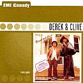 CD - Derek & Clive-Come Again  New.not sealed.