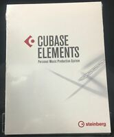 New Steinberg Cubase Elements 9.5 Music Recording Software DAW Mac & Windows