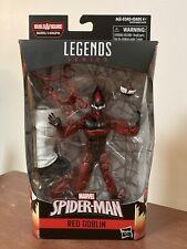 Marvel Legends Series: Red Goblin (B.A.F. Marvel's Kingpin - Right Leg)
