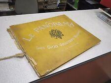 LE PANORAMA LES CINQ JOURNEES RUSSES 5-9 OCTOBRE 1896 *