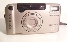 Fujifilm Fotonex 250ix Zoom Super EBC Fujinon Zoom 25 - 55 mm APS Film