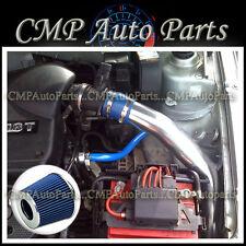 BLUE 1999-2005 VW GOLF JETTA 1.8L 2.0L GL/GLS/GTI COLD AIR INTAKE KIT