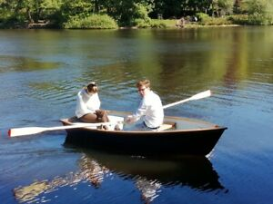 10 Foot Fibreglass Rowing Boat