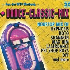 Dance-Classic-Mix (#zyx70078-2) Hypnosis, Koto, Shannon, Max Him, Laser.. [2 CD]