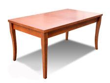 Tisch Esstisch Holztisch XXL Konferenztisch 80X120cm Ausziehbar 120X150cm