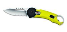 Buck Knives 750 Redpoint, Yellow Folding Knife 750YWX