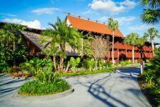 Disney Vacation Club Polynesian Deluxe Villas 4 Nights 5 Days