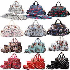 Joblot 3pcs New Women Maternity Changing Bag Polka Dot Ladies Bag Final Stock High Quality Goods Clothing, Shoes & Accessories
