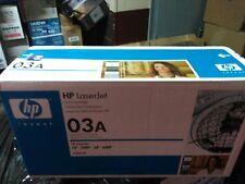 Original HP tóner C3903A HP 03A LaserJet 5P / 5MP / 6P / 6MP NEW