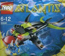 LEGO Atlantis 30041 Piranha - Brand New Unopened Polybag Kit
