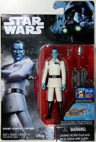 "Star Wars Rogue One Series ~ 3 3/4"" GRAND ADMIRAL THRAWN ACTION FIGURE ~ Hasbro"