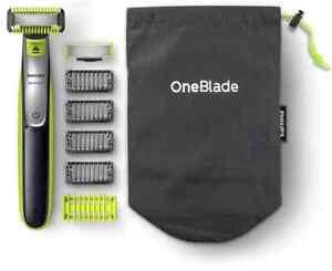 Philips OneBlade Face+Body QP2630/30, Rasierer, grün, 2 Klingen, NEU - OVP