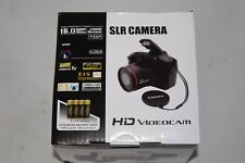 1080P Ultra-HD Digital Camera Vlogging Video Camera SLR 4K DV 2.4 Inch 16x Zoom