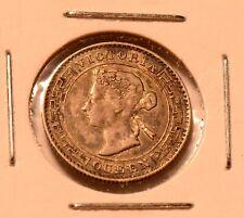 C0038 Ceylon 1892  10 Cents   combine shipping
