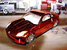 2004 NISSAN 350-Z LIMITED EDITION SPORTS CAR 1/64 JOHNNY LIGHTNING HOT!!