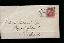 1865 Victorian cover postal history