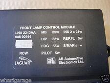 Jaguar Daimler X300 XJ6 delantero ECU módulo de control de luz Lámpara LNA2240AA