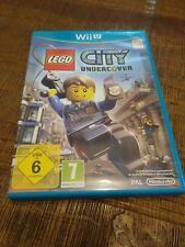 LEGO City Undercover - Jeu Nintendo Wii U