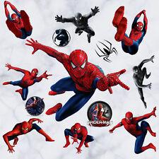 Spiderman 3D Wall Sticker Removable Vinyl Art Decal Kids Decor HOT!!!