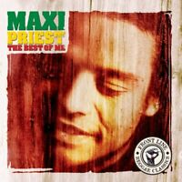 Maxi Priest - The Best Of Me [CD]