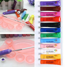 3D Nail Art Paint Tube Draw Painting Acrylic Nail Art Tip UV Gel POP  For Tablet