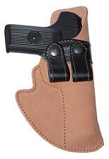 Tokarev TT,  Zastava M57 / M70A (IWB) gun holster, genuine suede, RH    s1133