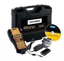 Dymo Rhinopro 5200 Industrial Labeling Tool Kit 1756589