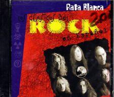 RATA BLANCA - LOS CLASICOS DEL ROCK EN ESPAÑOL - CD NEW SEALED