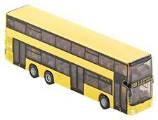 1:87 Man Double-Decker Bus - Die-Cast Vehicle - Siku 1884