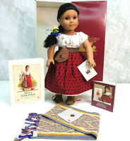 American Girl Pleasant Company DOLL JOSEFINA In MEET OUTFIT + ACCESSORIES & BOX!