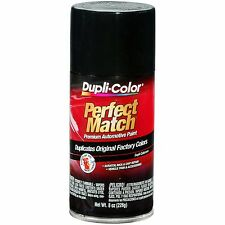 Duplicolor Bun0100 For Bmw Code 668 Jet Black 8 Oz Aerosol Spray Paint